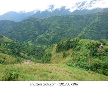 Views of countryside natural