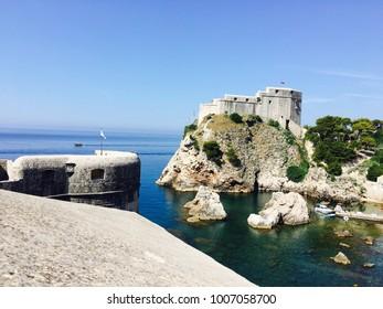Views in Dubrovnik