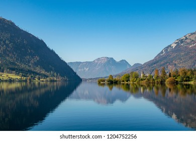 Views Grundlsee in Styria Austria