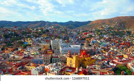 Views of Guanajuato