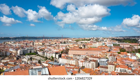 Views from Lisbon, Portugal