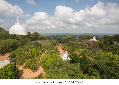 Views in Mihintale, Sri Lanka