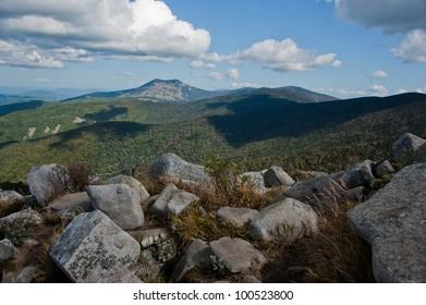 views of mount Falaza