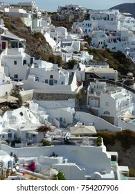Views of Oia, Santorini