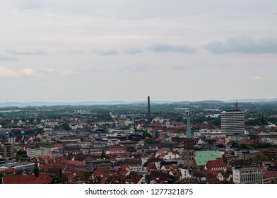 Views over Bielefeld