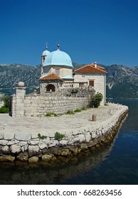 Views of Perast, Montenegro