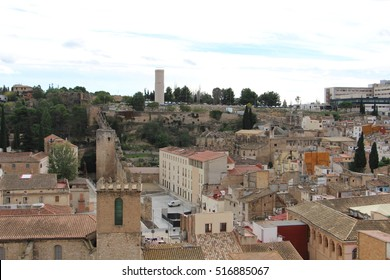 Views of Tortosa. Catalonia. Spain.