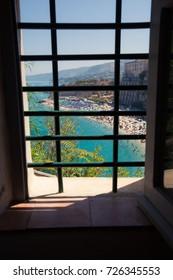 Views of Tropea, Italy.