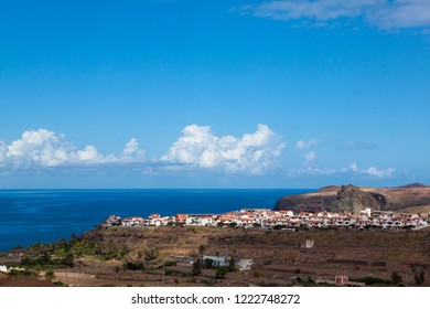Views of the Turman in the municipality of Agaete, Gran Canaria.