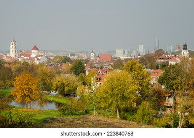 Views of Vilnius, Capital of Lithuania