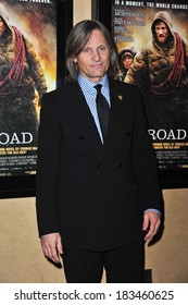 Viggo Mortensen at THE ROAD New York Premiere, Clearview Chelsea Cinema, New York, NY November 16, 2009