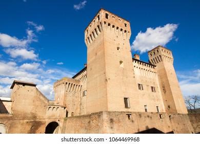 vignola castle city of cherry modena italy