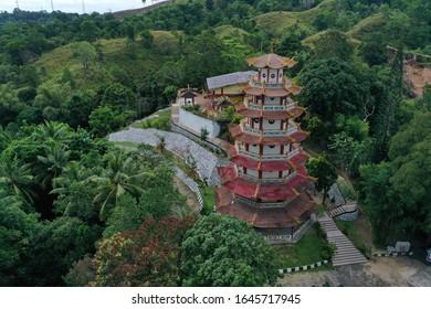 Vihara Buddha Jayanti  at papua is the tallest paggoda