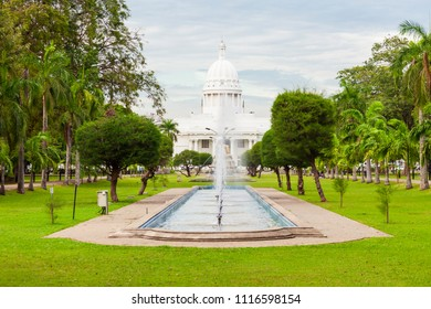 The Viharamahadevi Park or Victoria Park is a public park located in Colombo near the National Museum in Sri Lanka