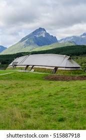 Viking museum Lofotr, Norway