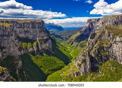 The Vikos Gorge