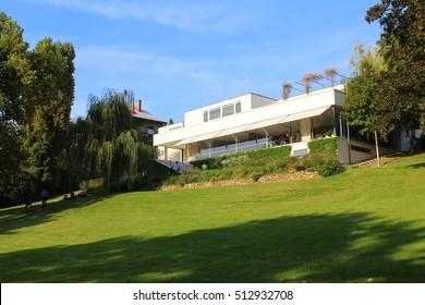 Vila Tugendhat in Brno City - UNESCO Brno