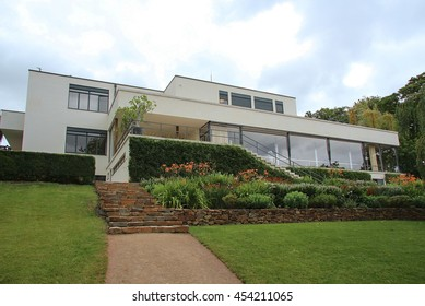 vila Tugendhat - UNESCO world heritage - architect Ludwig Mies van der Rohe, Brno, Czech republic, Europe