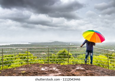 Vilangan Hills is a hillock located in Thrissur city of Kerala state in India.