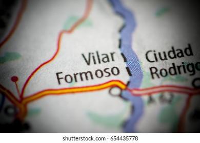 Vilar Formoso. Portugal