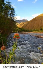 Vilcabamba, Ecuado rivers and mountains