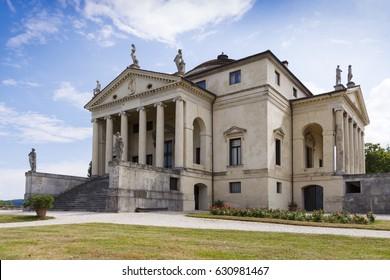 Villa Almerico-Capra, also known as Villa La Rotonda, is one of the the most important and beautiful Italian Villa of the Renaissance. Located in Vicenza (Veneto) was designed by the Andrea Palladio.