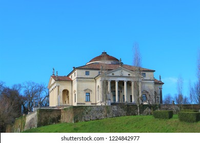 """Villa Capra called """"La Rotonda"""" at Vicenza (Italy) . It's probably the most famous """"villa"""" in the world."""