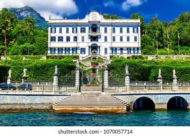 Villa Carlotta, Como lake, Italy