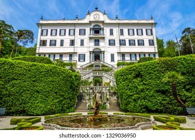 Villa Carlotta at Lake Como, Italy