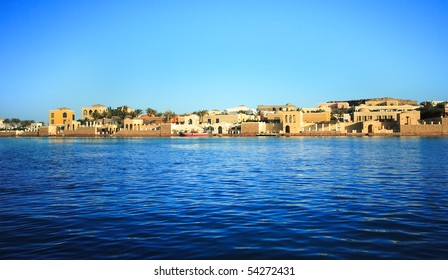 villa. El Gouna. Egypt.