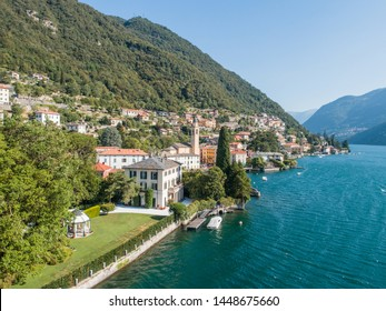 Villa Oleandra, George Clooney residence on Como lake in Italy