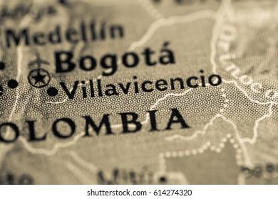Villacicencio, Colombia