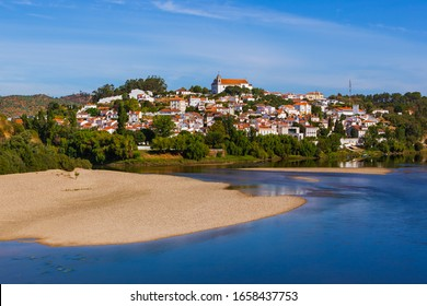 Village Constancia - Portugal - architecture background