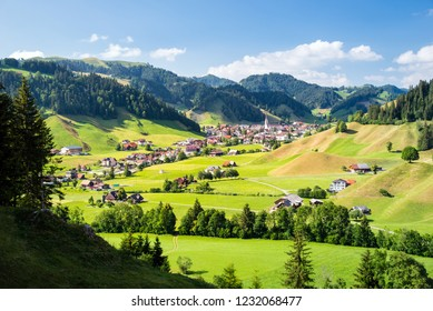 a village in the Emmental in the canton of Bern, Switzerland