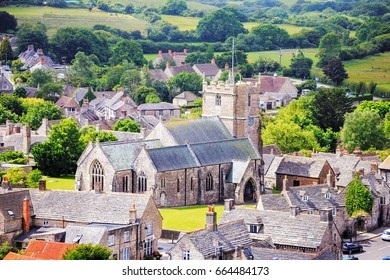 Village in the English county of Dorset.