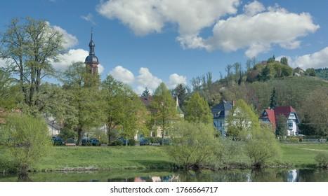 Dorf Gengenbach im Schwarzwald, Deutschland