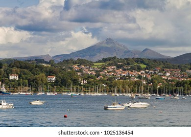 Village of Hondarribia in the Basque Country