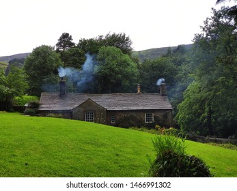 Village House, Edale, Hope Valley, Derbyshire, Peak District, United Kingdom