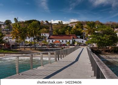 Village of Le Diamand, Martinique