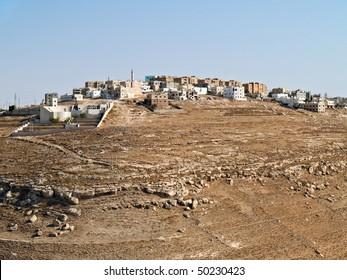 Village near Kerak, Jordan