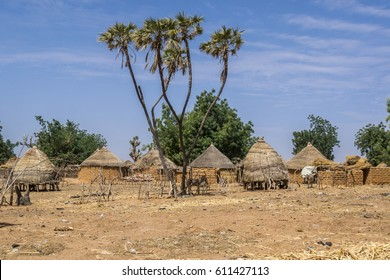 Village in Niger State, Nigeria, West Africa