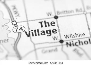 The Village. Oklahoma. USA
