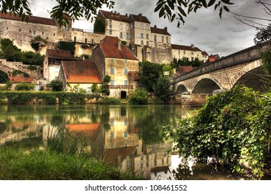 Village at Pesmes, Burgundy - France
