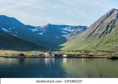 Village of Siglufjordur