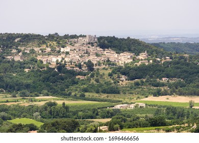 village in the south of France region of Provence