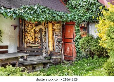 From the Village of Spania Dolina, Slovakia