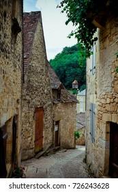 Village surrounding Beynac-et-Cazenac