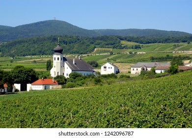 Village of Thallern in Summer