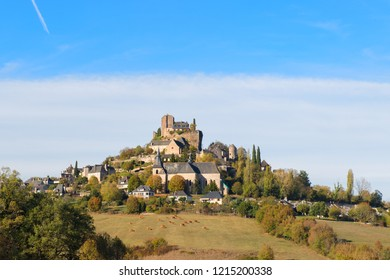 Village Turenne in French Limousin