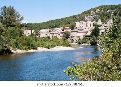 Village of Vogue, Ardeche, France